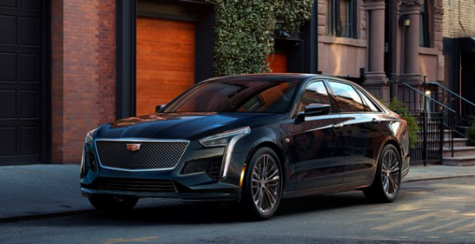 2019 Cadillac CT6 Exterior