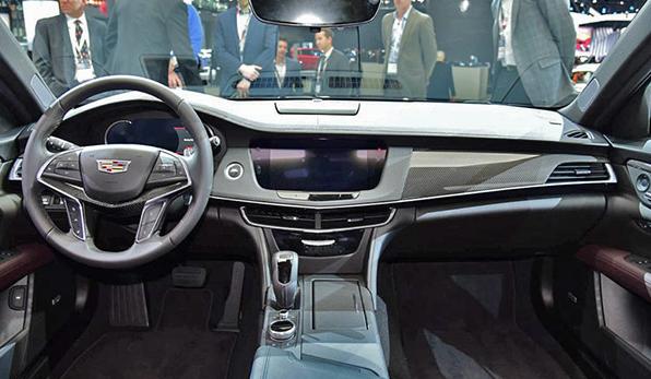 Cadillac 2019 CT6 Interior