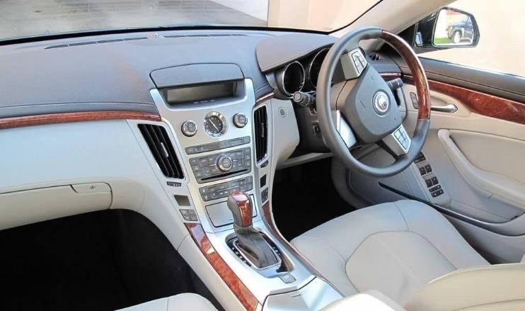 2019 Cadillac CTS V Interior