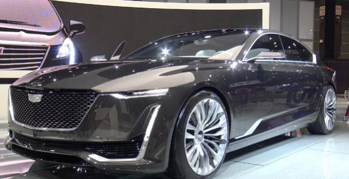 2019 Cadillac Escala Exterior