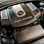 2019 Cadillac SRX Engine