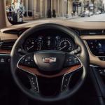 2019 Cadillac SRX Interior