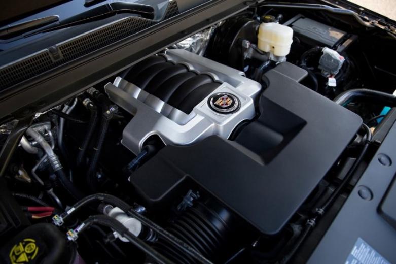 2019 Cadillac XT3 Engine