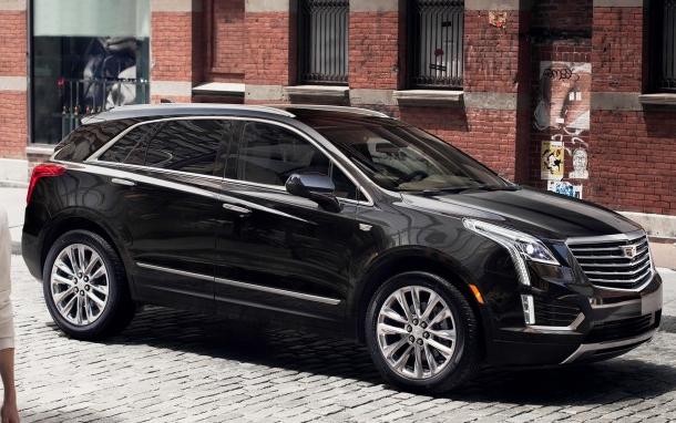 2020 Cadillac XT3 Exterior