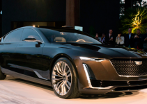 2020 Cadillac Escala Exterior