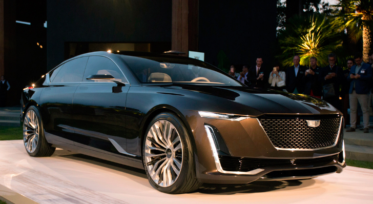 2020 Cadillac Escala Concept, Release Date, Interior ...