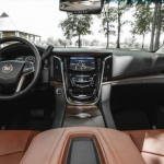 2020 Cadillac Escala Interior