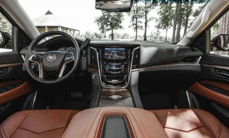 2020 Cadillac Escala Interior