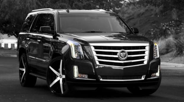 2020 Cadillac Escalade ESV Exterior