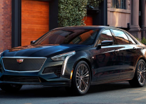2019 Cadillac CT9 Exterior