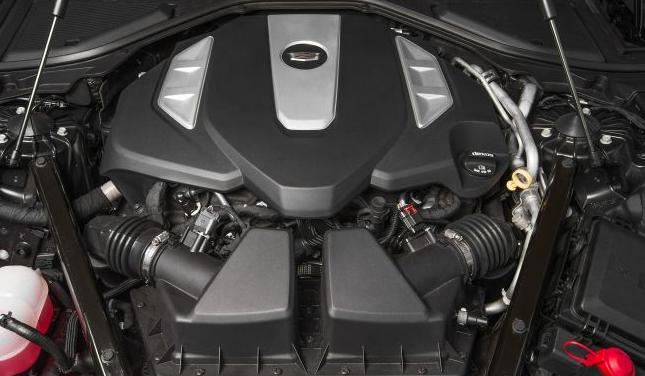 2020 Cadillac ELR Engine