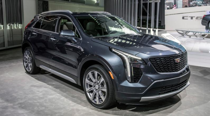 2020 Cadillac EXT Exterior