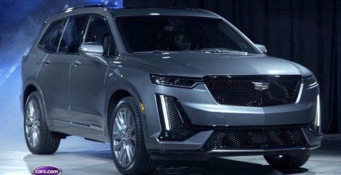 2020 Cadillac XT6 Exterior