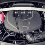 2021 Cadillac CT4 Engine