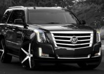 2021 Cadillac Escalade ESV Exterior