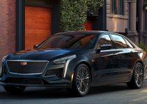 2021 Cadillac CT6 Exterior