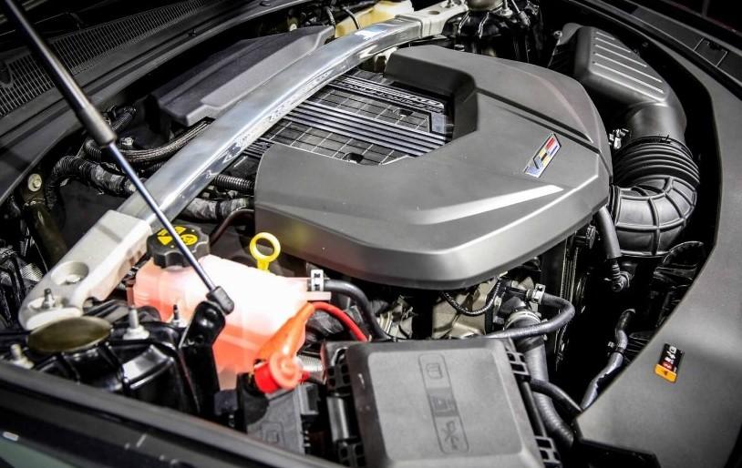 2021 Cadillac CTS-V Engine