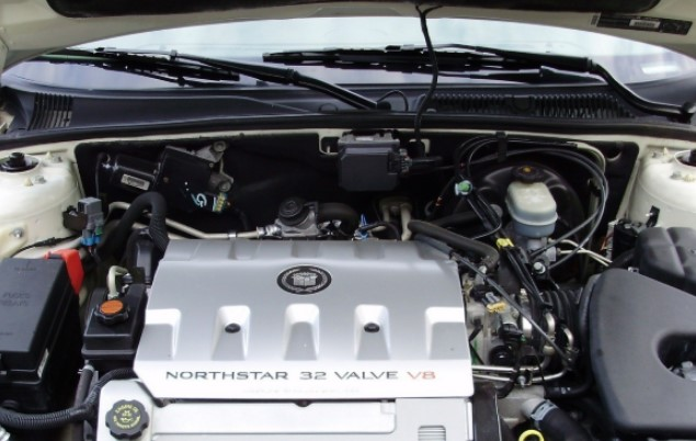 2021 Cadillac Deville Engine