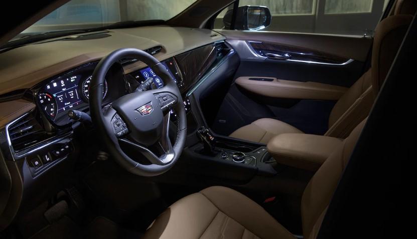 2021 Cadillac ELR Interior