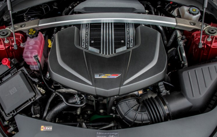 2021 Cadillac XTS Engine