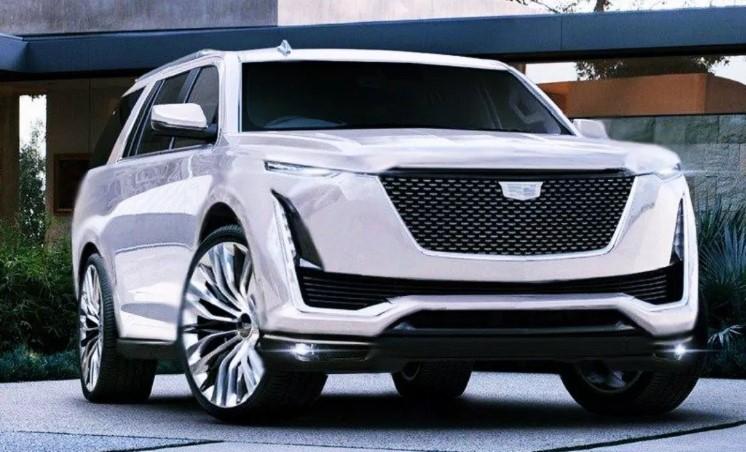 2021 Cadillac Escalade Redesign Interior Availability