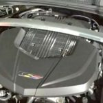 2021 Cadillac SRX Engine