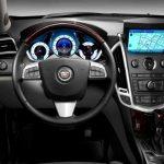 2021 Cadillac SRX Interior