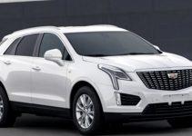 2021 Cadillac XT5 Exterior