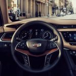2021 Cadillac XT5 Interior