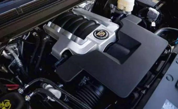 2021 Cadillac XT6 Engine
