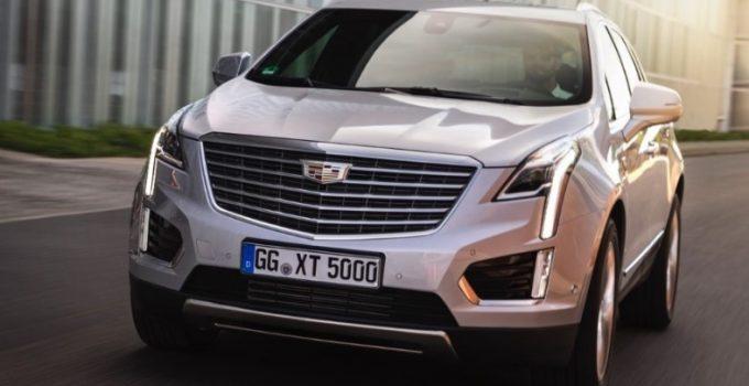 2021 Cadillac XT7 Exterior