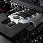 2021 Cadillac XT9 Engine