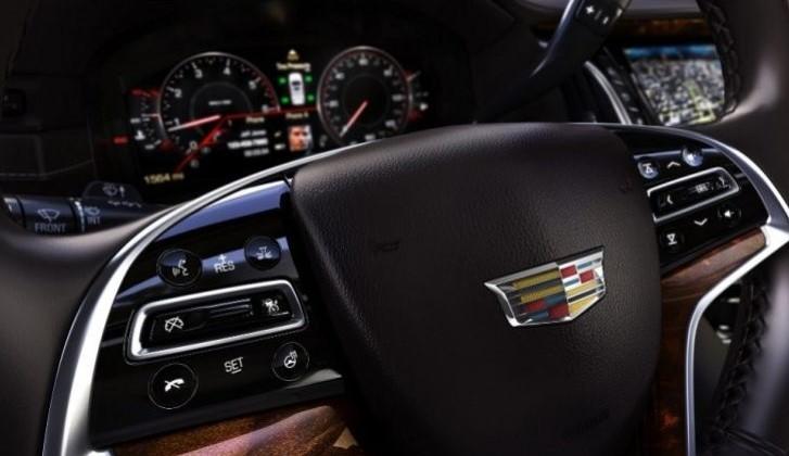 2021 Cadillac XT9 Interior