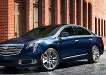 2021 Cadillac XTS Exterior