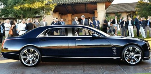 2021 Cadillac Elmiraj Exterior
