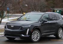 2021 Cadillac XT6 Exterior