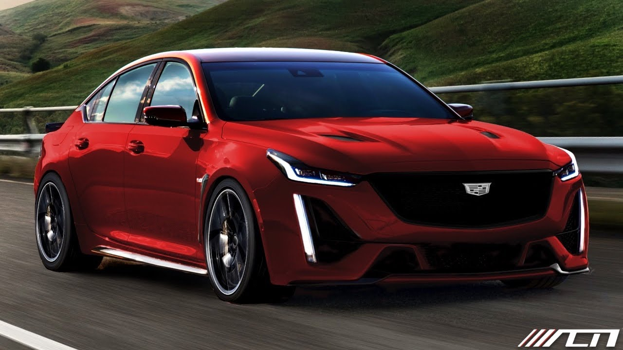 How Much Is A 2021 Cadillac Cts-V | Cadillac Specs News