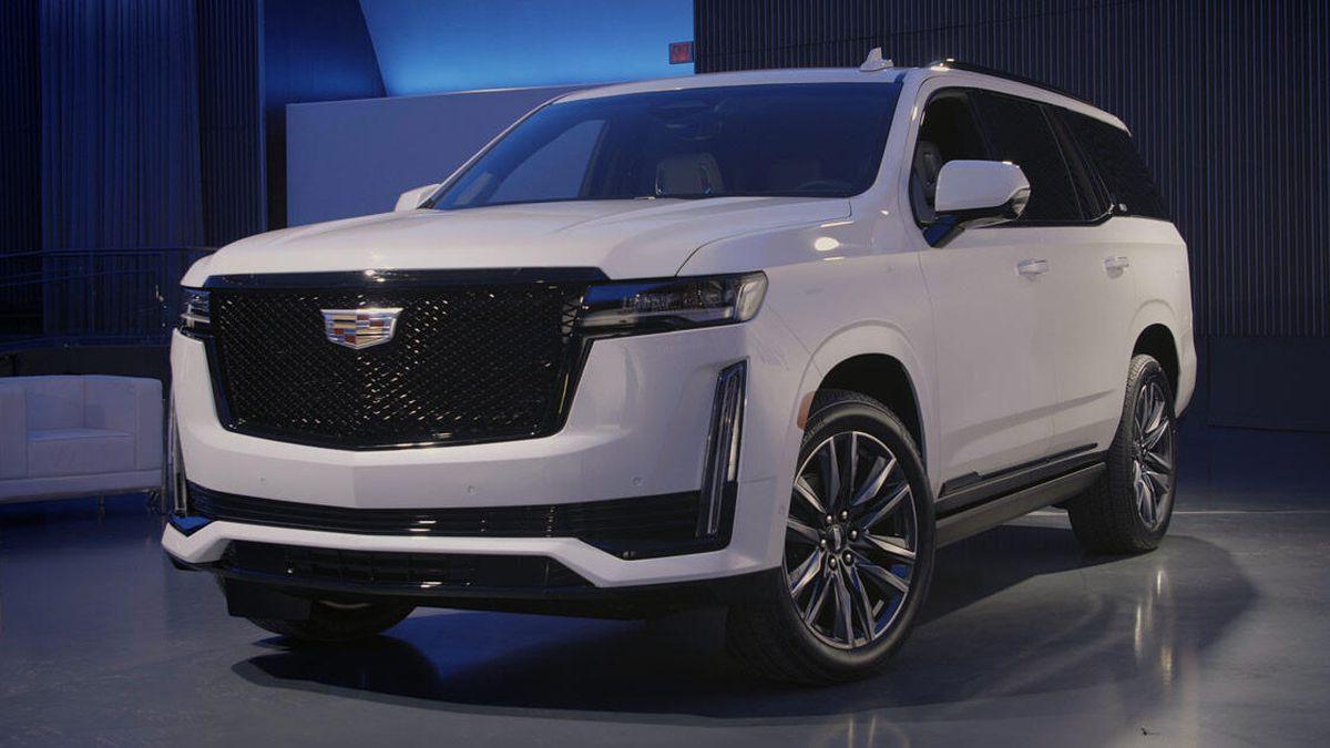2021 Cadillac Escalade Platinum Specs, Features, Lease ...