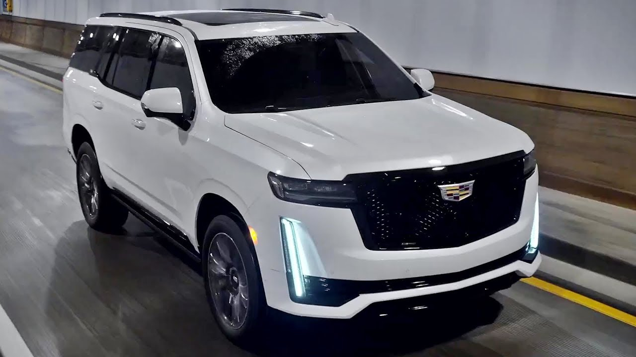 2021 Cadillac Escalade Luxury Features, 4Wd, Lease ...