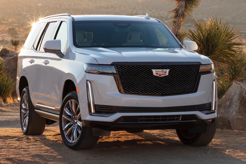 New 2021 Cadillac Escalade Oil Capacity, Transmission ...